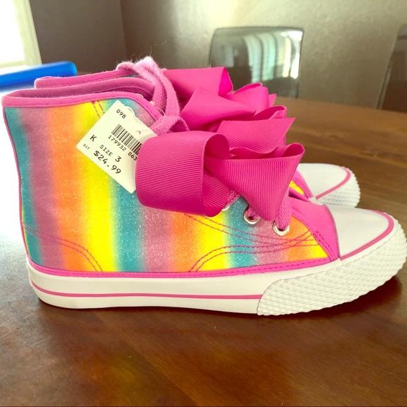 Payless Shoes | Nwt Jojo Siwa Rainbow
